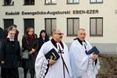 Nabożeństwo z wprowadzeniem nowej Rady Parafialnej
