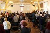 Nabożeństwo. Zgromadzenie parafialne.