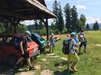 Obóz dla dzieci z Bieszczad