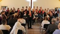 Konceru chóru i orkiestry ECHO