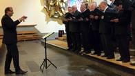 Chór parafialny w Bielsku