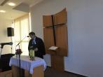Wizyta w parafii w Nieborach