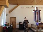 Nabożeństwo dla seniorów i jubilatów