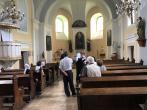 Występy Chóru parafialnego w Suchej