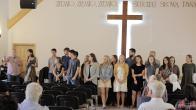 Nabożeństwo - rozpoczęcie English Camp
