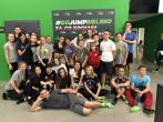 Wyjazd młodzieży do GoJump